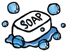 上質な石鹸
