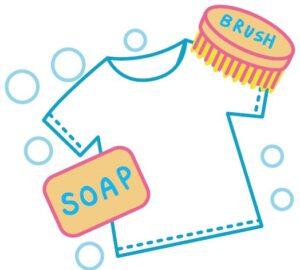 洗濯用石鹸